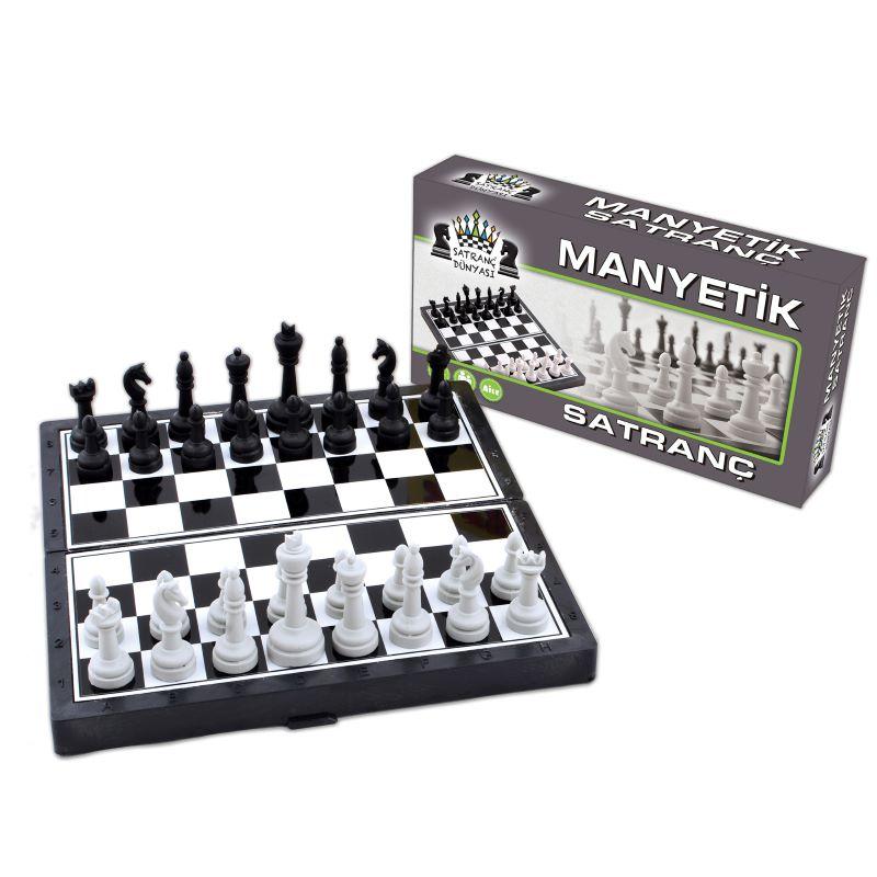 Manyetik Satranç Takımı