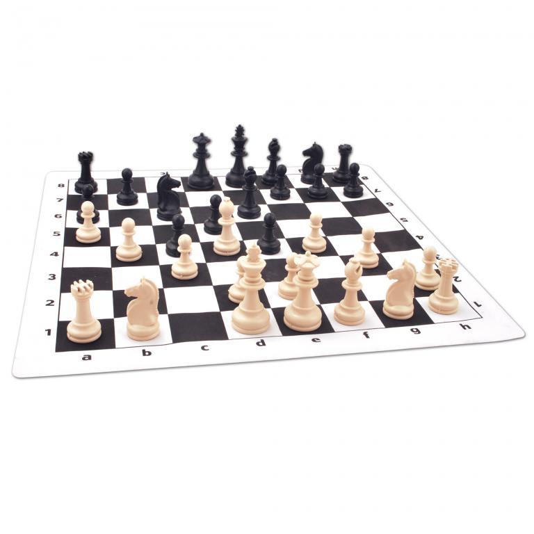 Satranç Dünyası Okul Satranç Takımı Çantalı