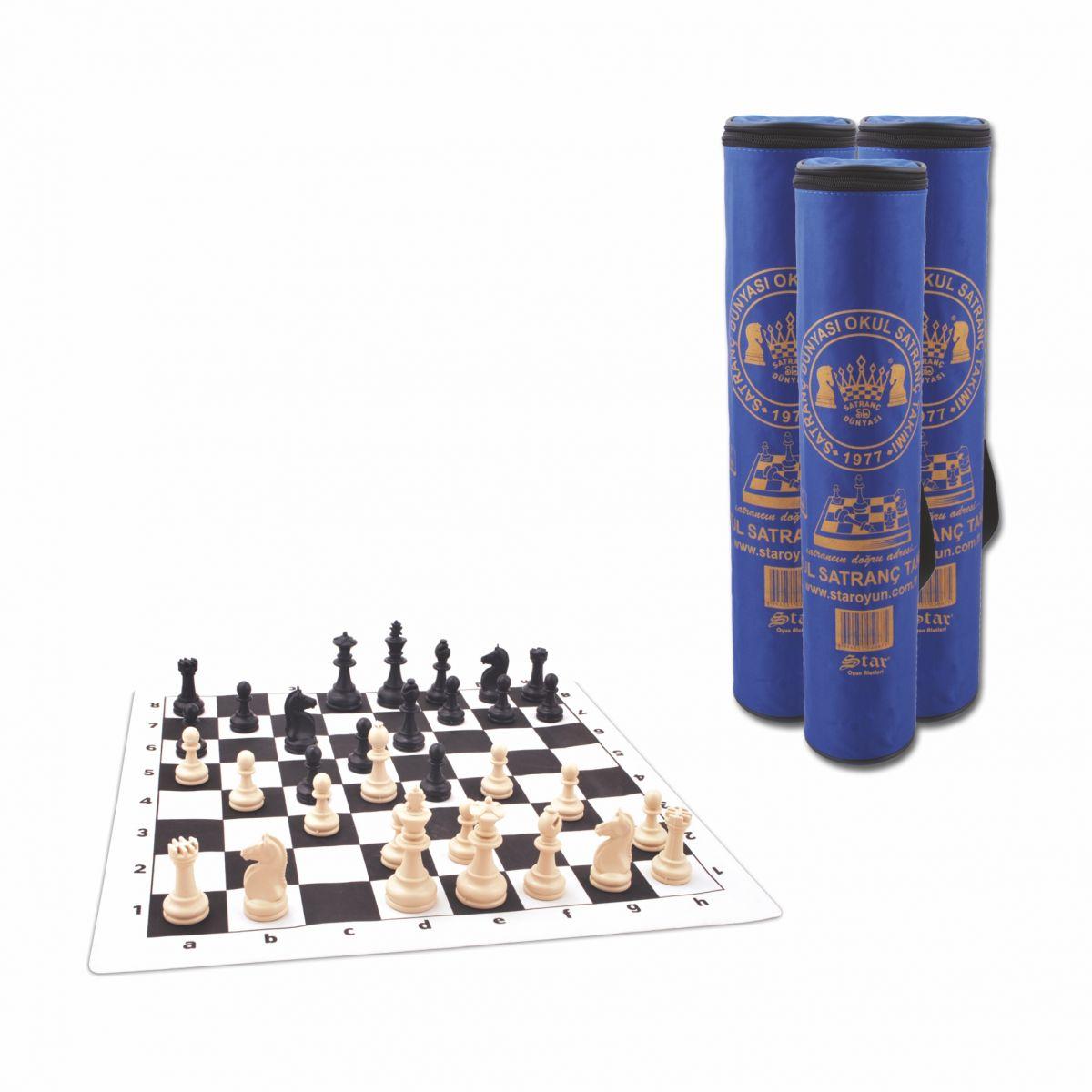Satranç Dünyası Okul Satranç Takımı