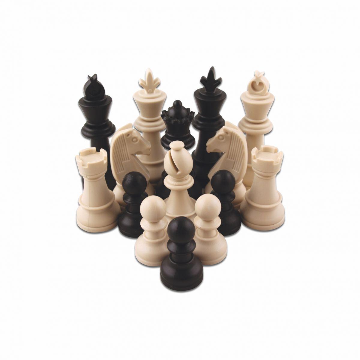 Satranç Piyonu Plastik Turnuva